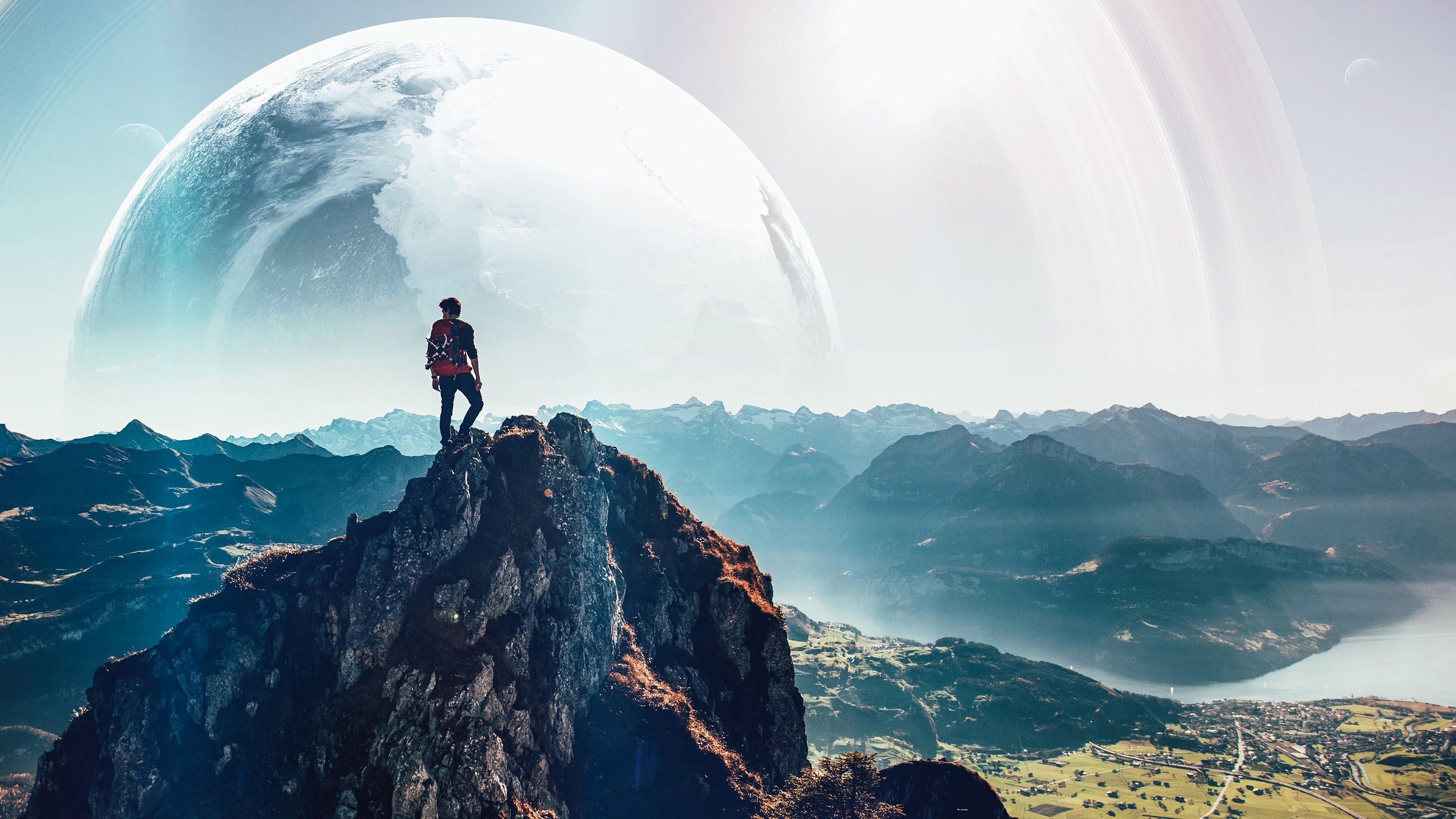 mountain-summit-landscape-nature-moon-scenery-4K-175-1